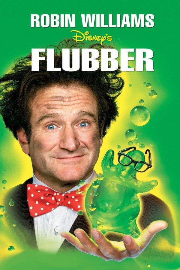 """Sortie en France du film """"Flubber""""."""