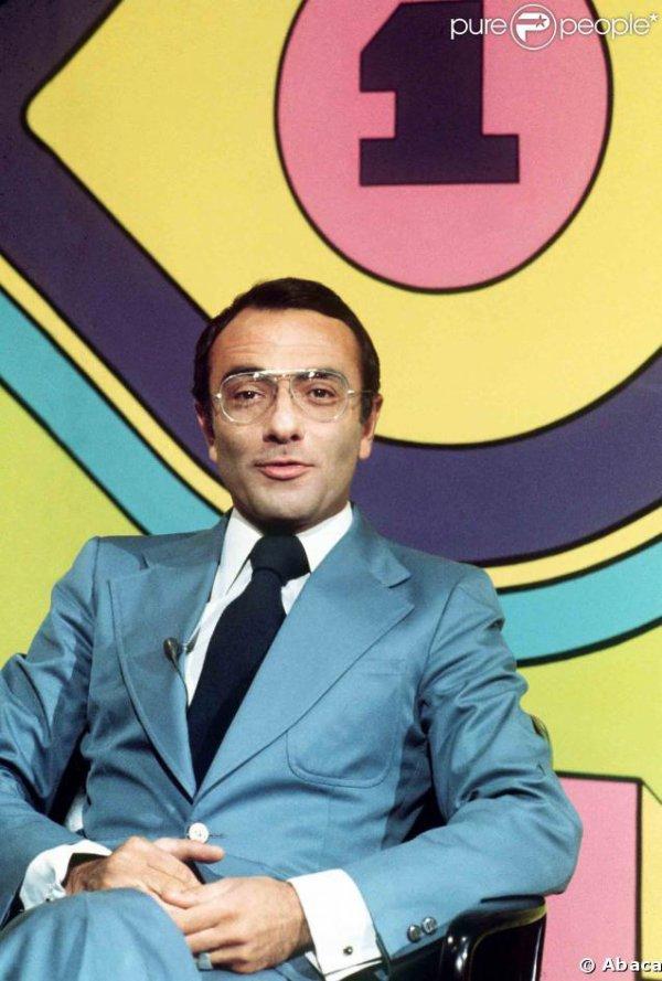 Décès du journaliste vedette Yves Mourousi.
