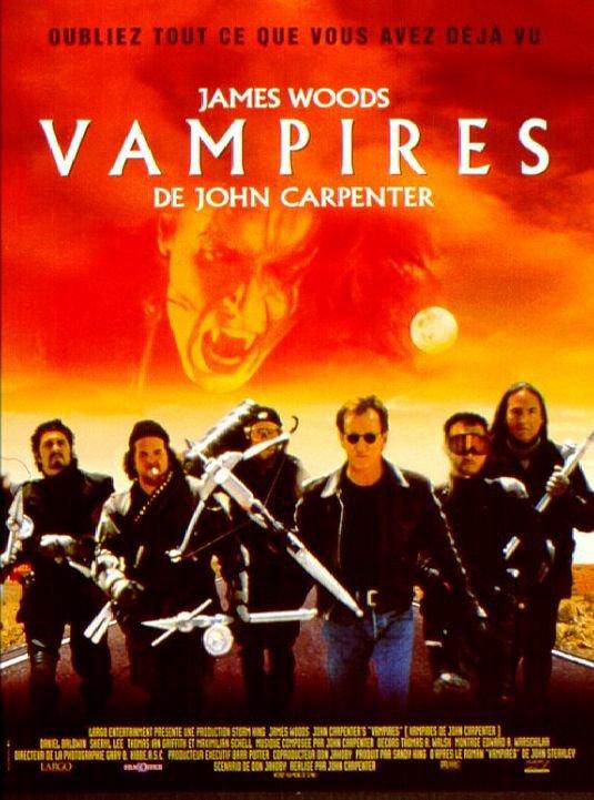 "Sortie en France du film ""Vampire""."