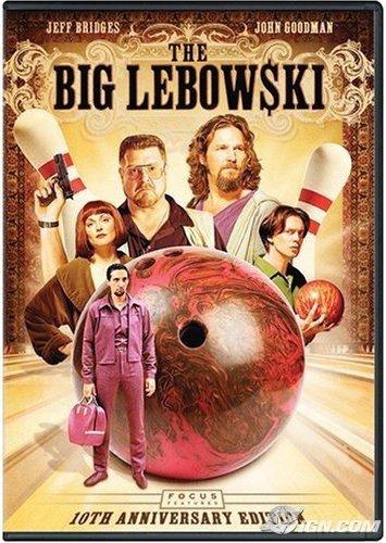 "Sortie en France du film ""The big Lebowski""."