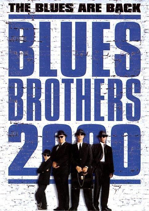 "Sortie en France du film ""Blues Brothers 2000"""