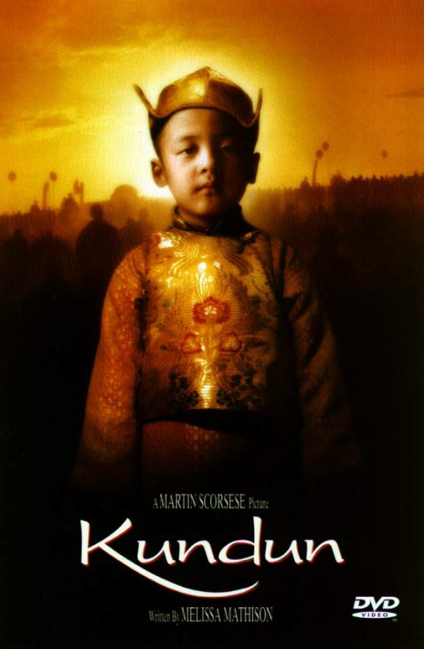 """Sortie en France du film """"Kundun"""""""