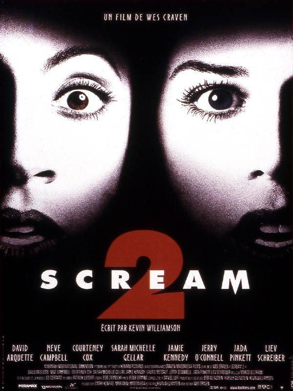 "Sortie en France du film ""Scream 2""."