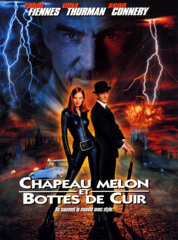 """Sortie en France du film """"Chapeau melon et bottes de cuir""""."""