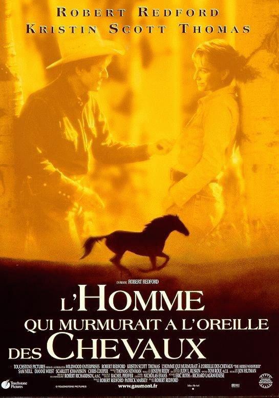 """Sortie en France du film """"L'homme qui murmurait à l'oreille des chevaux""""."""