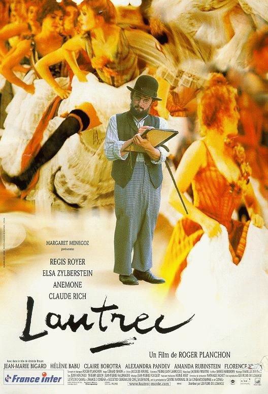 """Sortie en France du film """"Lautrec""""."""