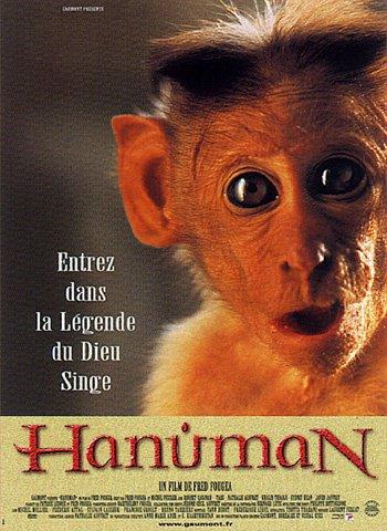 "Sortie en France du film ""Hanuman""."