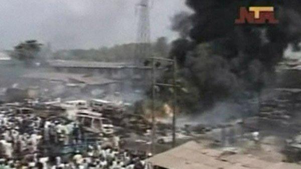 Au Nigéria, explosion accidentelle d'un oléoduc