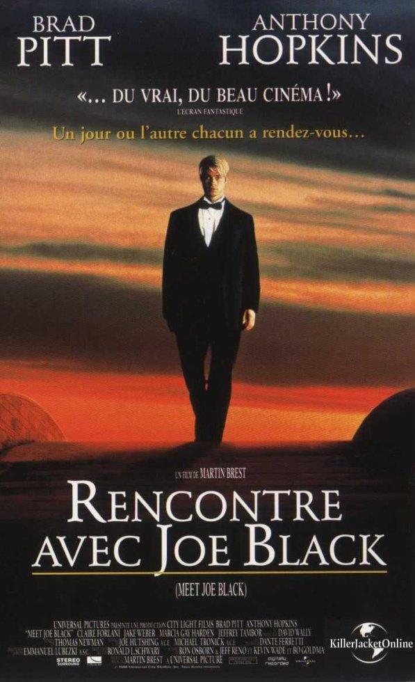"Sortie en France du film ""Rencontre avec Joe Black""."