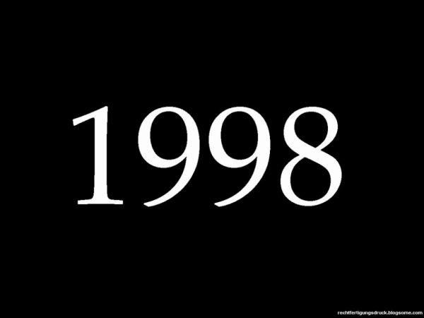 Année 1998
