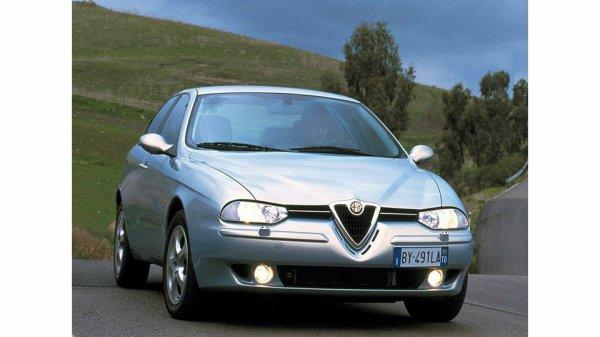 Alfa Roméo 156