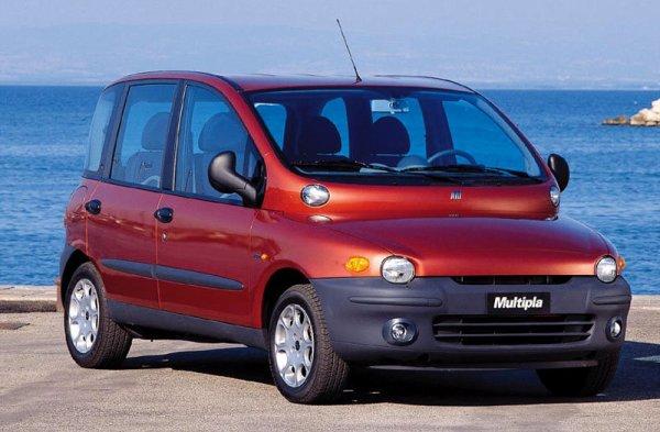 Fiat Multipla, l'anticonformiste