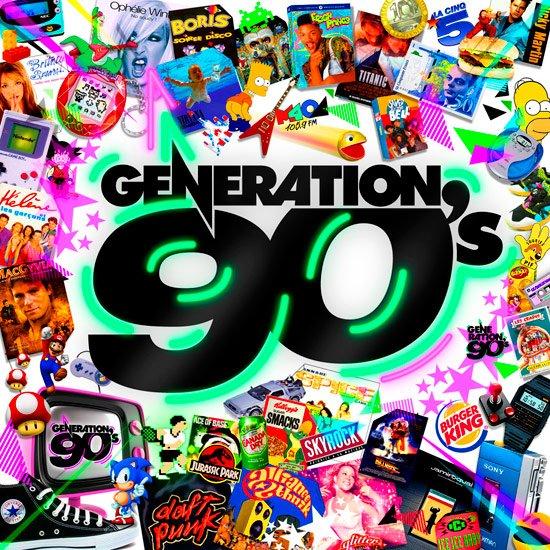 Bienvenue dans les années 1990