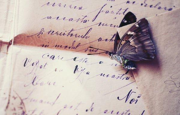 Ma dernière lettre ...