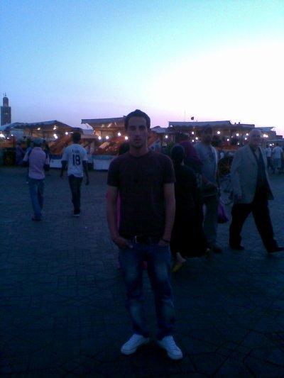 jama3 fna marrakesh