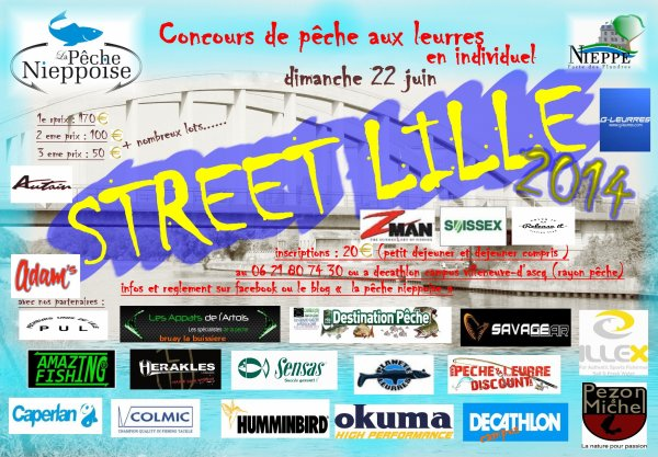 STREET LILLE 2014