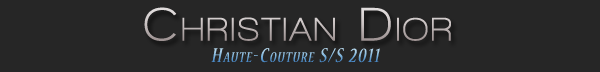 _____MODE_|_ Quand le dessinateur René Gruau travaillait pour le créateur Christian Dior... ~ L'inspiration de Galliano