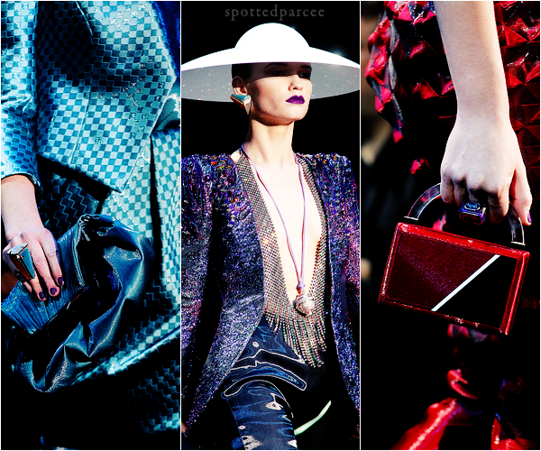 _____MODE_|_ Gaga, Tron et paillettes