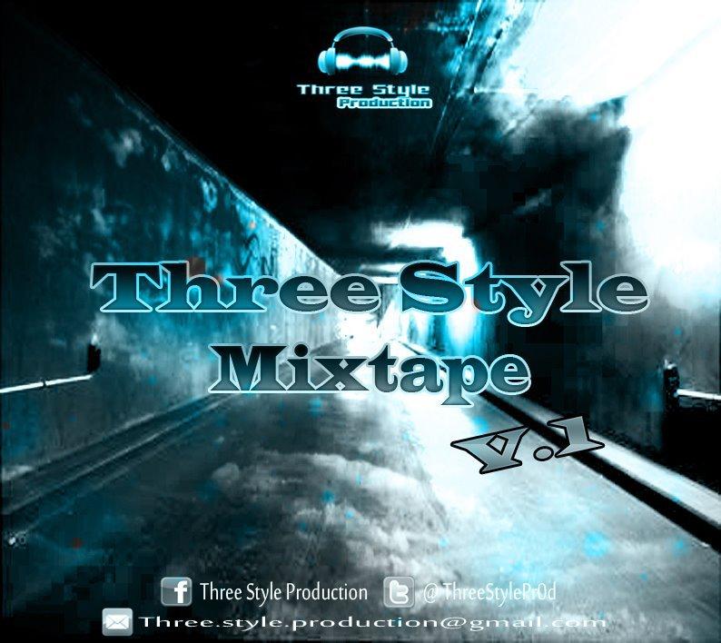 Lashka présent sur Three Style Mixtape Vol.1