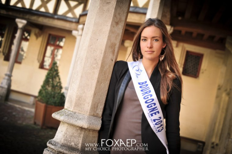 Miss Bourgogne 2013 - Marie Reintz