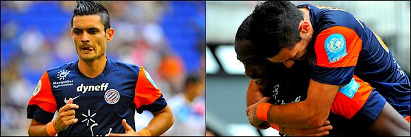 27/07/12 ● Voici deux nouvelles photos du match MHSC - OL (La deuxième est magnifique)