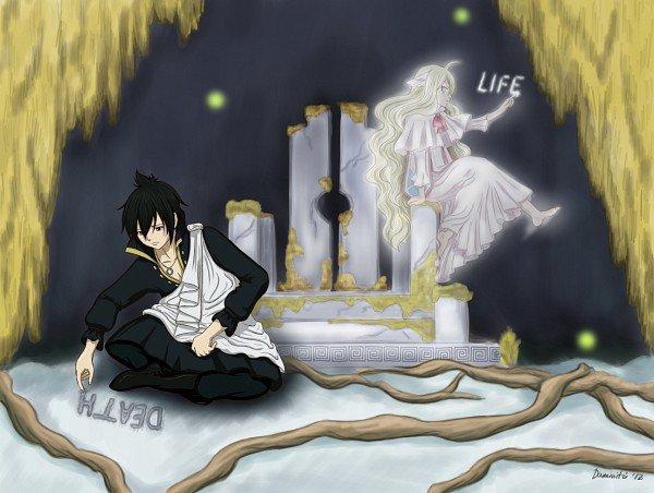 La vie et la mort