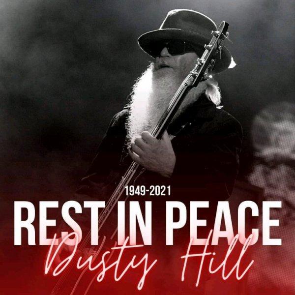 RIP DUSTY HILL