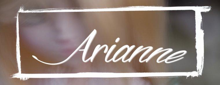 Intro Arianne.
