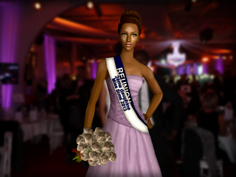 Miss Sims 2013 : Une belle aventure.