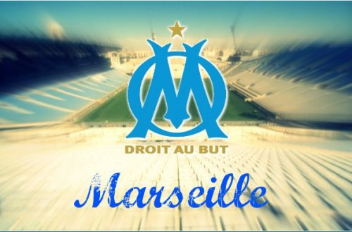 Marseille ♥ .