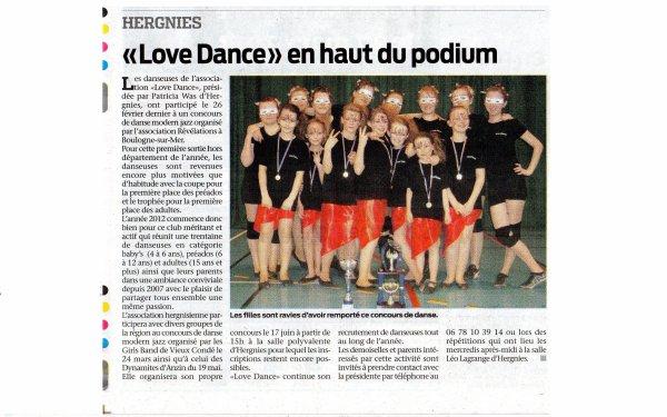 Love Dance!!! <3