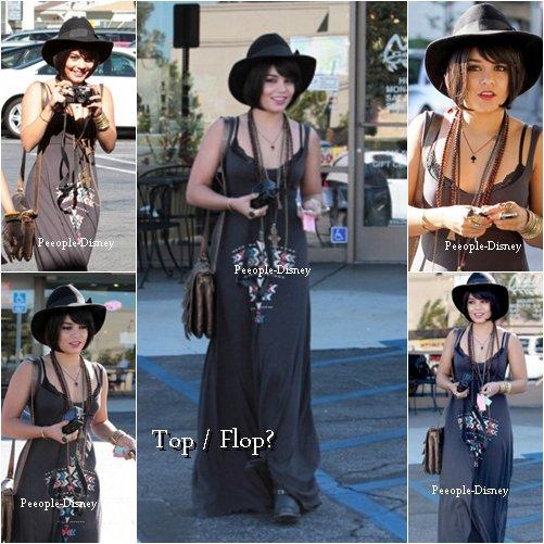 3 Aout : Vanessa et sa soeur le pot de colle dans Los Angeles. Pour moi c'est Top elle est magnifique, sa coiffure est trop belle
