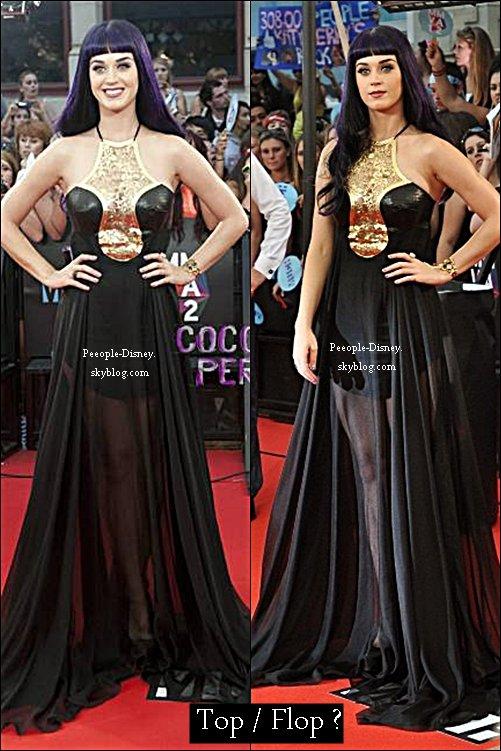 17 Juin 2012: Katy Perry au Much Music Video Awards 2012. Pour moi c'est un beau Top, j'adore sa robe et ses bijoux, son makeup est léger mais jolie :)