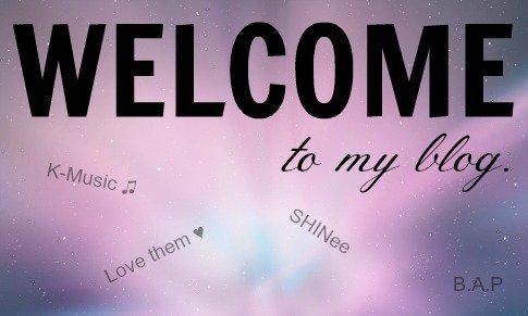 Bienvenue ! 。◕‿◕。