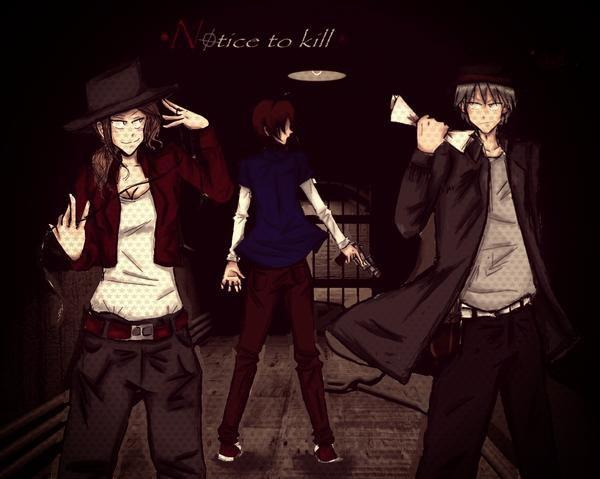 Notice to kill : avis à tuer