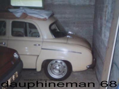 DAUPHINE DE 1964