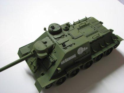 Su-100 , SdKfz 251 , Marder III