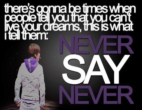 BieberQuotes #75 à 101