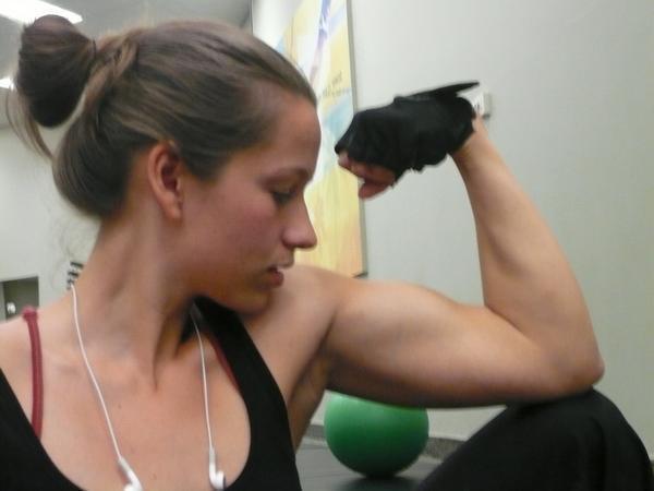 quel beau biceps