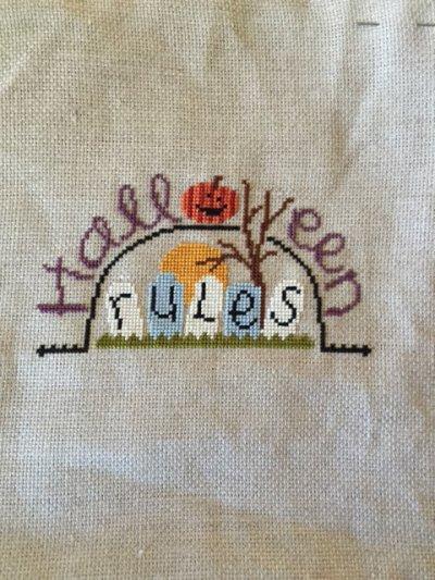 Sal Halloween rules
