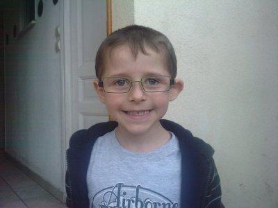 killian et ses lunettes