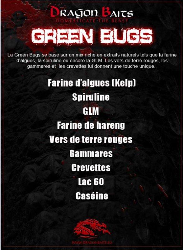 Présentation Gamme Green Bugs