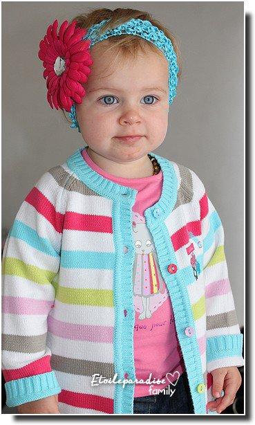 Bébé Fille Magnifique : Ma jolie princesse devient une magnifique petite fille