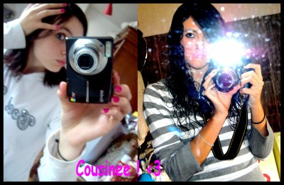 Moi & Ma couz <3