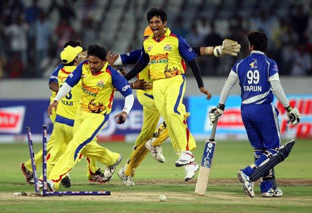 Chennai Rhinos Wins CCL2 Title