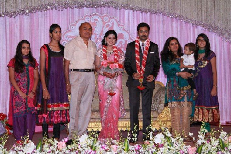 Supriya & Sparsha @ Prasanna - Sneha Wedding