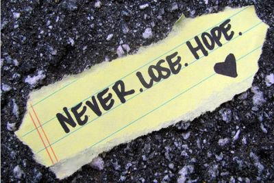 '' NEVER ''