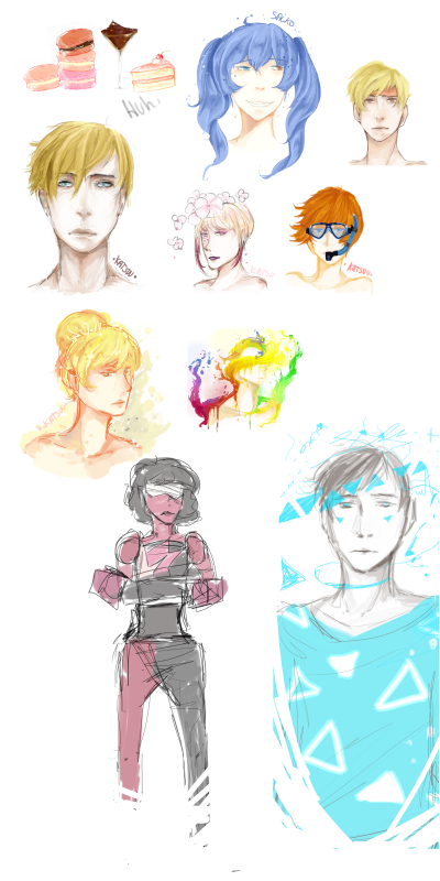 Dump + Sketchs