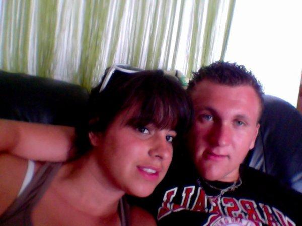 Mon Chéri d'amour et moi