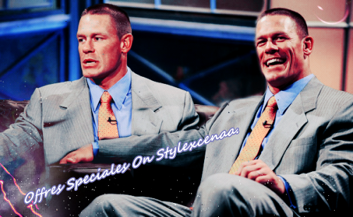 ◊ Article Intro ◊ ► Offres ◄ ● You're Source About John Cena ●